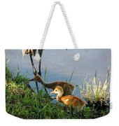 Trying To Catch... Weekender Tote Bag