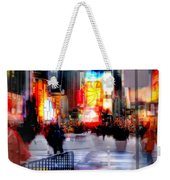 Tsquare Water Colors Weekender Tote Bag