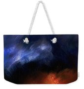 Tsunami Abstract Weekender Tote Bag