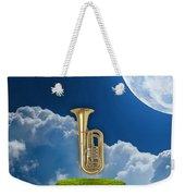 Tuba Dreams Weekender Tote Bag