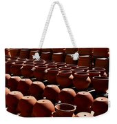 Tubac Pottery Factory Weekender Tote Bag