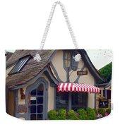 Tuck Box Tearoom - Carmel California Weekender Tote Bag
