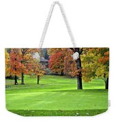 Tucked Pin Weekender Tote Bag