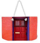Tucson Doorway Weekender Tote Bag