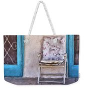 Tucson Front Porch Painterly Effect Weekender Tote Bag