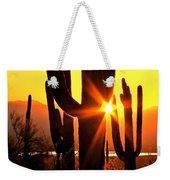 Tucson Sunset Weekender Tote Bag