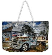 Tucumcari Towing Weekender Tote Bag