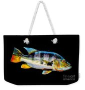 Tucunare-peacock Bass Weekender Tote Bag