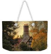 Tudor In Autumn Weekender Tote Bag