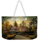 Tudor Road Weekender Tote Bag