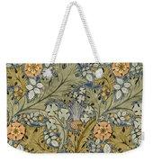 Tudor Roses Thistles And Shamrock Weekender Tote Bag