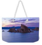Tufa Islands Weekender Tote Bag