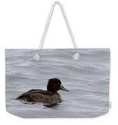 Tufted Duck Weekender Tote Bag