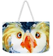 Tufted Puffin Weekender Tote Bag