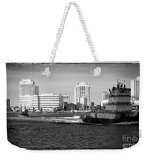 Tug With No Tow Weekender Tote Bag