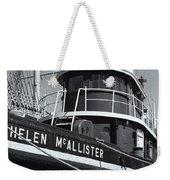 Tugboat Helen Mcallister II Weekender Tote Bag