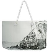 Tugboat Richard Foss Weekender Tote Bag
