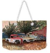 Tularosa Motors Weekender Tote Bag