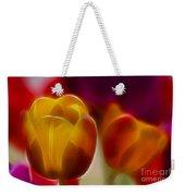 Tulip-7016-fractal Weekender Tote Bag