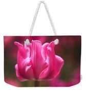 Tulip At Attention Weekender Tote Bag