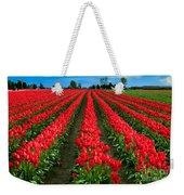 Tulip Cornucopia Weekender Tote Bag