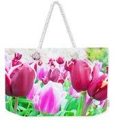 Tulip Delight Weekender Tote Bag