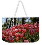 Tulip Festival Weekender Tote Bag