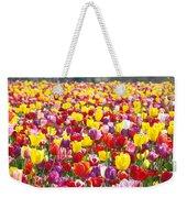 Tulip Flower Festival Art Prints Spring Weekender Tote Bag