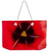 Tulip Macro 1 Weekender Tote Bag