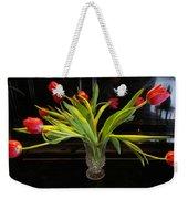 Tulip Mania 18 Weekender Tote Bag