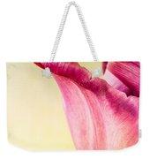 Tulip Petal Weekender Tote Bag