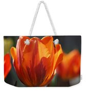Tulip Prinses Irene Weekender Tote Bag by Rona Black
