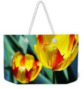 Tulip Sun Burst Weekender Tote Bag