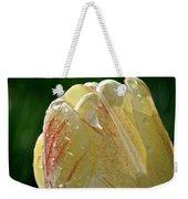 Tulip Teardrops  Weekender Tote Bag
