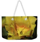 Tulip Time Hopeless Love Weekender Tote Bag