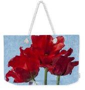 Tulips 2 Weekender Tote Bag