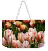 Tulips 31 Weekender Tote Bag