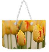 Tulips 6 Weekender Tote Bag