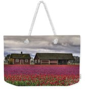 Tulips And Barns Weekender Tote Bag