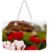 Tulips Ani Tsalagi Weekender Tote Bag