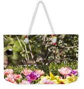 Tulips At Dallas Arboretum V47 Weekender Tote Bag