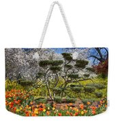 Tulips At Dallas Arboretum V49 Weekender Tote Bag