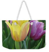 Tulips - Caring Thoughts 03 Weekender Tote Bag
