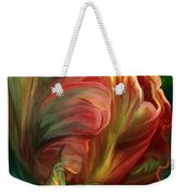 Tulips - Colors Of Paradise Weekender Tote Bag