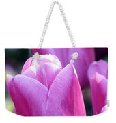 Tulips - Field With Love 05 Weekender Tote Bag