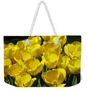 Tulips - Field With Love 17 Weekender Tote Bag