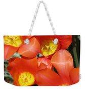 Tulips - Field With Love 25 Weekender Tote Bag