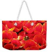 Tulips - Field With Love 29 Weekender Tote Bag