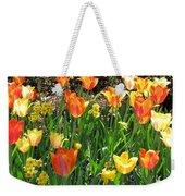Tulips - Field With Love 41 Weekender Tote Bag