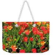 Tulips - Field With Love 68 Weekender Tote Bag